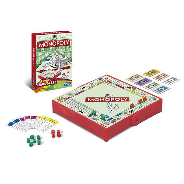 Монополия (Monopoly): Дорожная версия (рус)