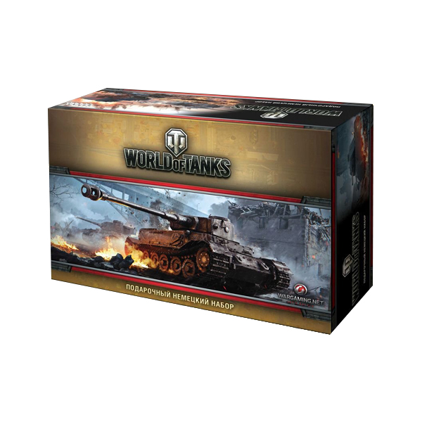 World of Tanks. Подарочный Немецкий Набор
