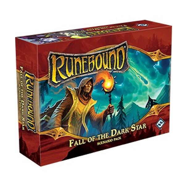 """Runebound. Третя редакція. Додатковий сценарій """"Падіння темної зірки"""""""