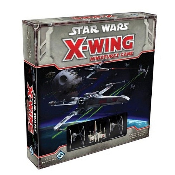 Star Wars. X-Wing. Базова гра