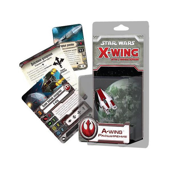 Star Wars. X-Wing. A-WING (доповнення)