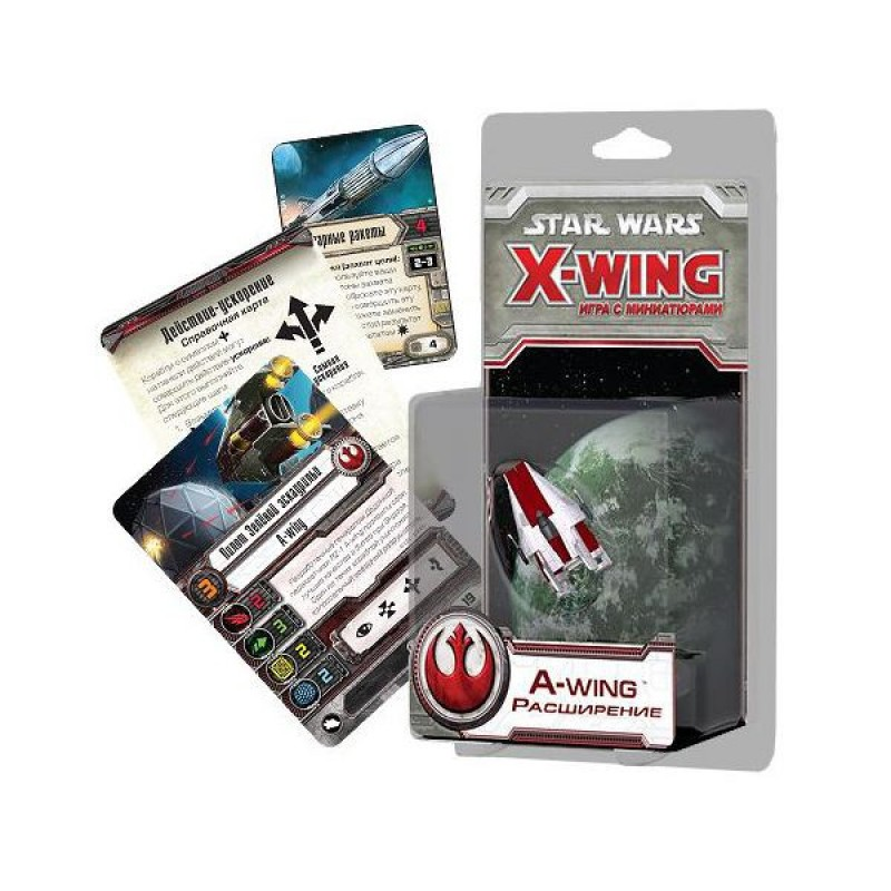 Star Wars. X-Wing. A-WING (дополнение)