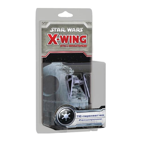 Star Wars. X-Wing. TIE-Перехоплювач (доповнення)