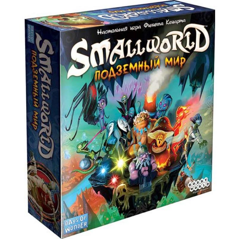 Small World: Подземный мир