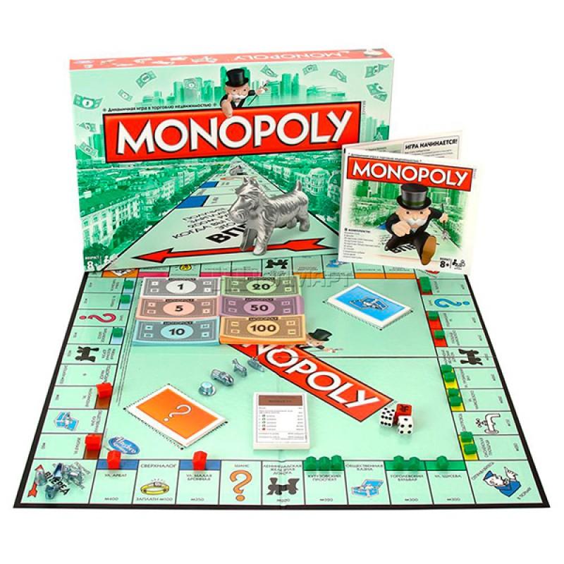 Монополия. Світове видання