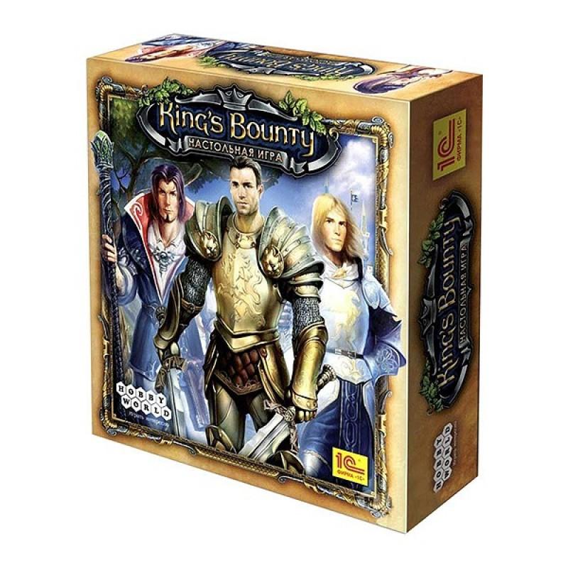 Кінгс Баунті (King's Bounty)