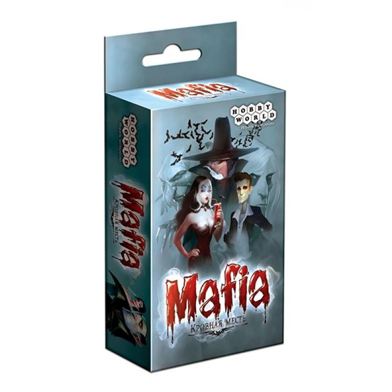Мафія. Кровна помста (карткова гра)