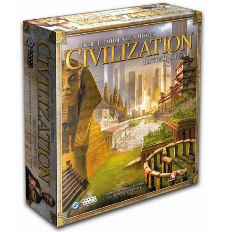 Цивілізація Сіда Мейера