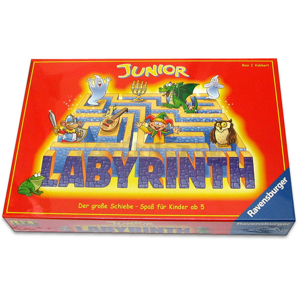 Лабіринт Юніор (Labyrinth Junior)