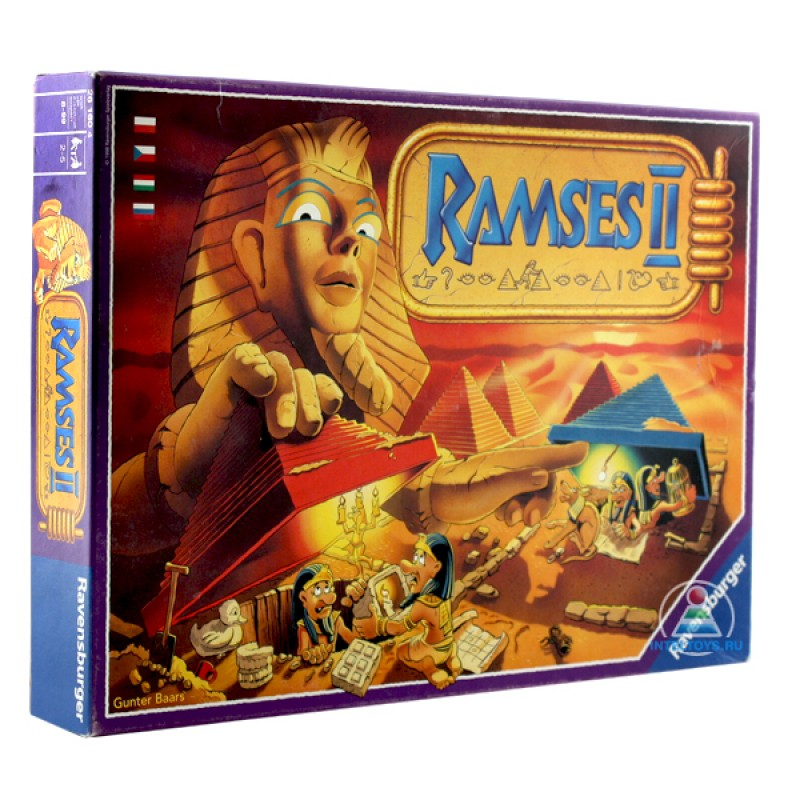Рамзес-II (Ramses II)