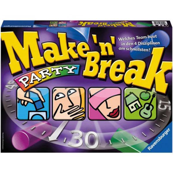 Cобері-Разбері.Вечерінка (Make'n'Break. Party)