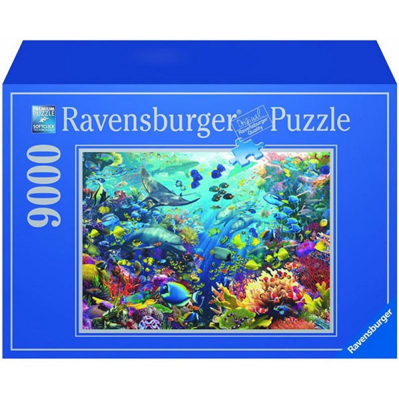 2D пазли Підводний Рай 9000 год (Underwater Paradise) 2D пазли