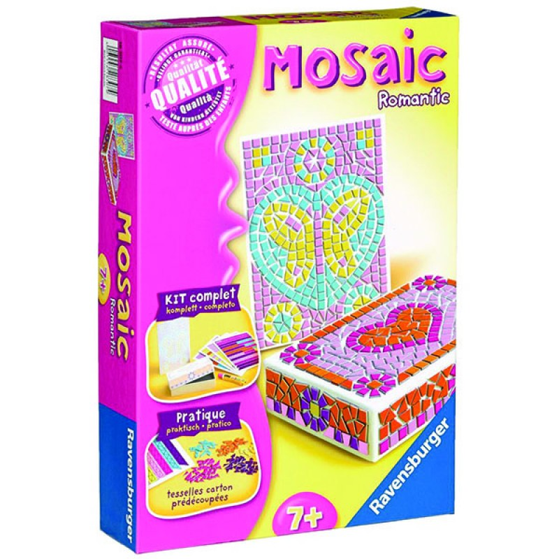 Набір для пазлів Романтика (Mosaic Romantic) Мозаїка
