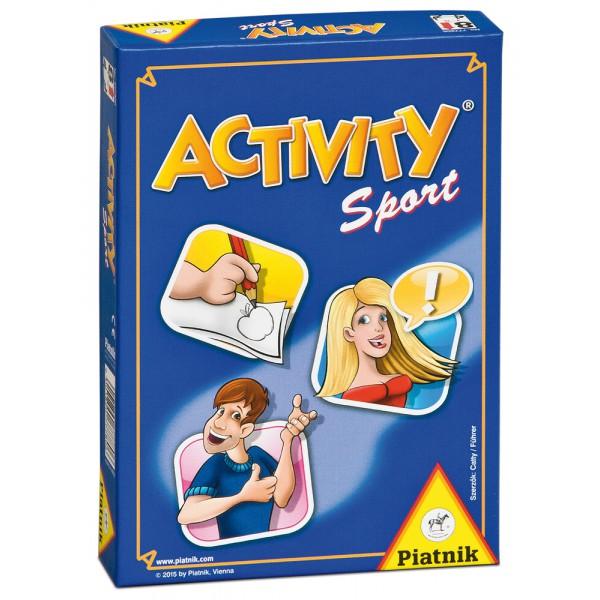 Активити. Спорт