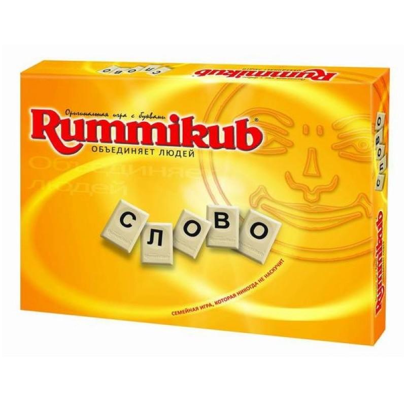Rummikub (з буквами)