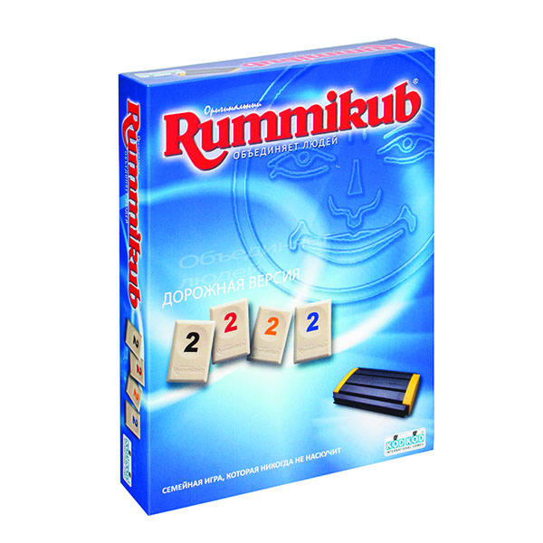Rummikub дорожная игра