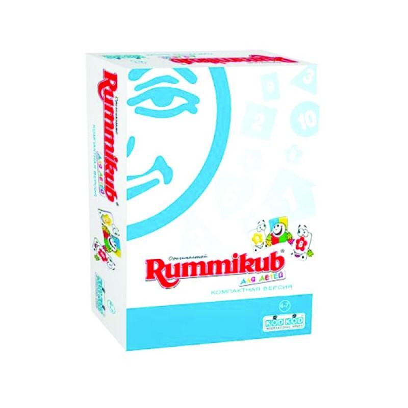 Rummikub (компакт для детей)