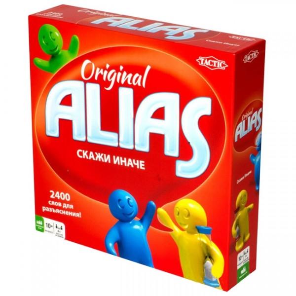 ALIAS Original (Скажи иначе)