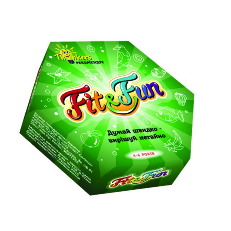Fit and Fun 4-6 років українською мовою