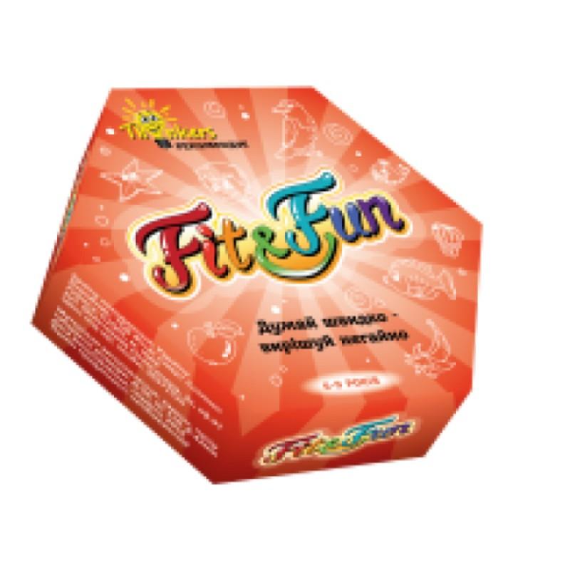 Fit and Fun 6-9 років українською мовою
