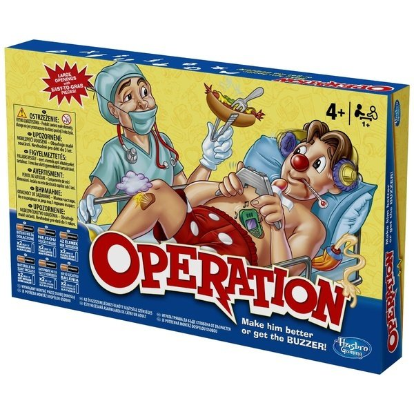 """Гра """"Операція"""""""