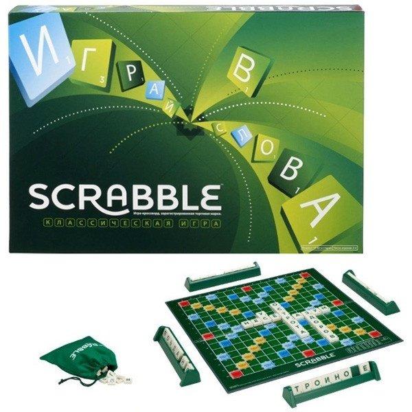 Скрабл (Scrabble), укр.яз.