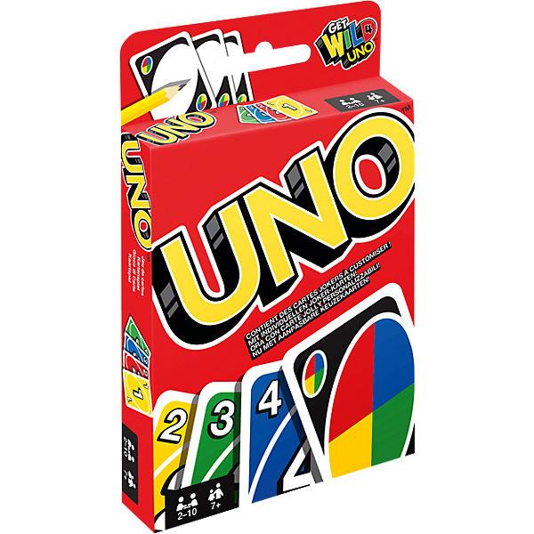 UNO (6 шт. На підвісній пластиковій стрічці)