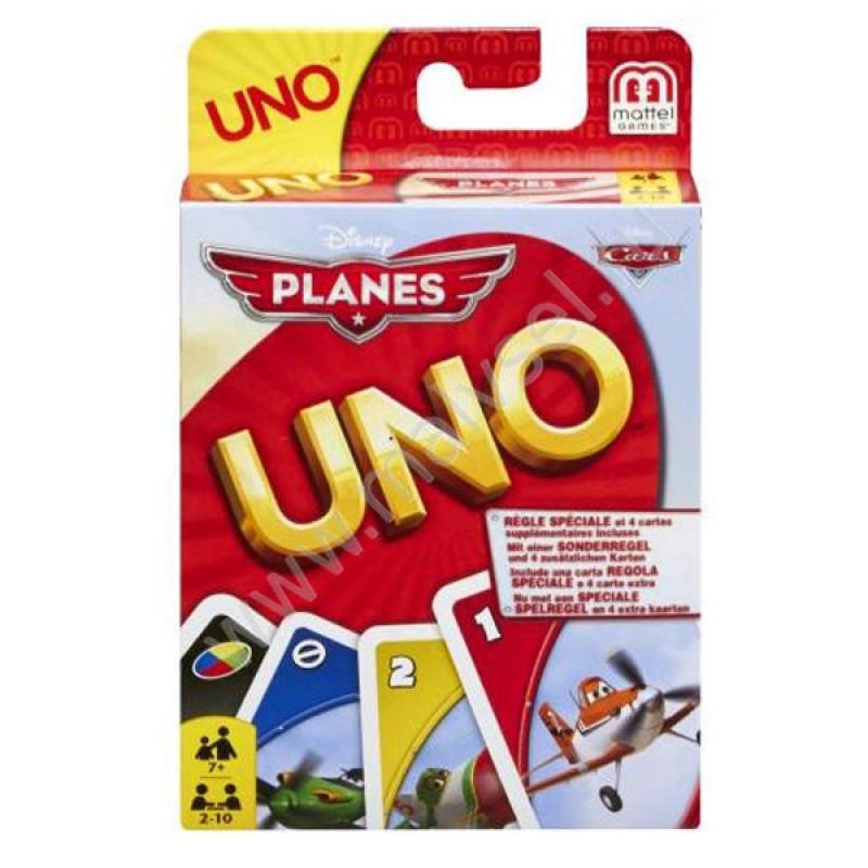 Карткова гра UNO «Літачок»