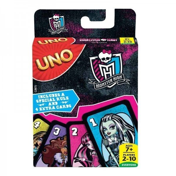 Уно «Monster High»