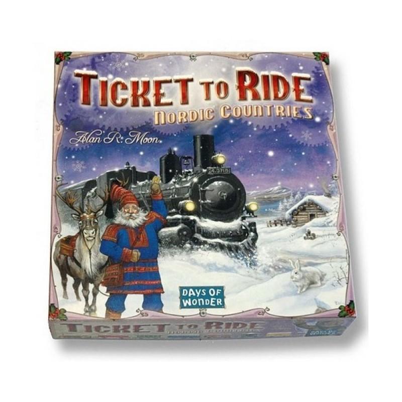 Ticket to Ride: Північні країни