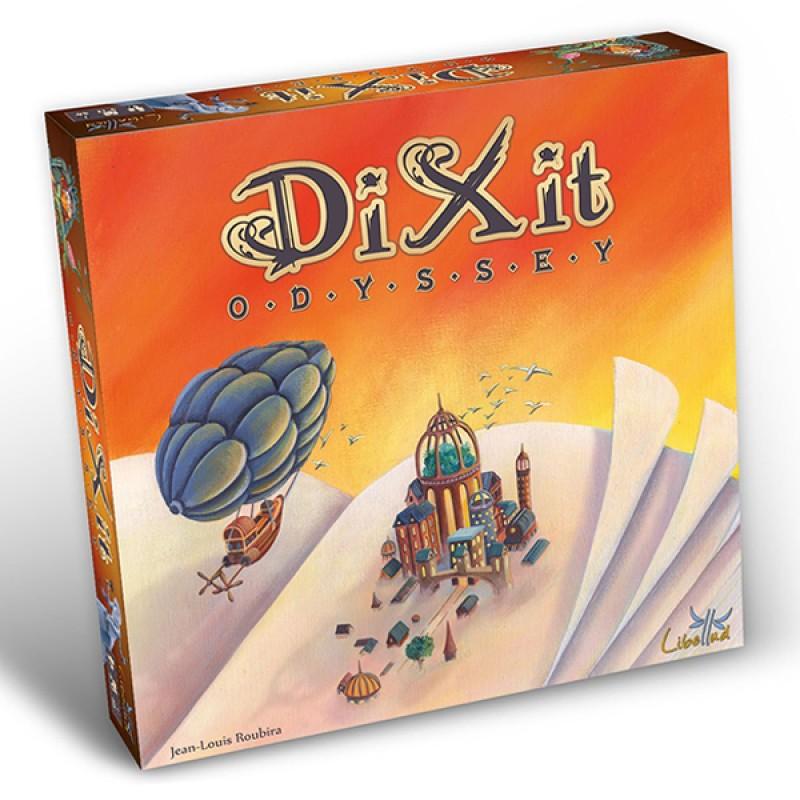 Dixit Odyssey (укр.)