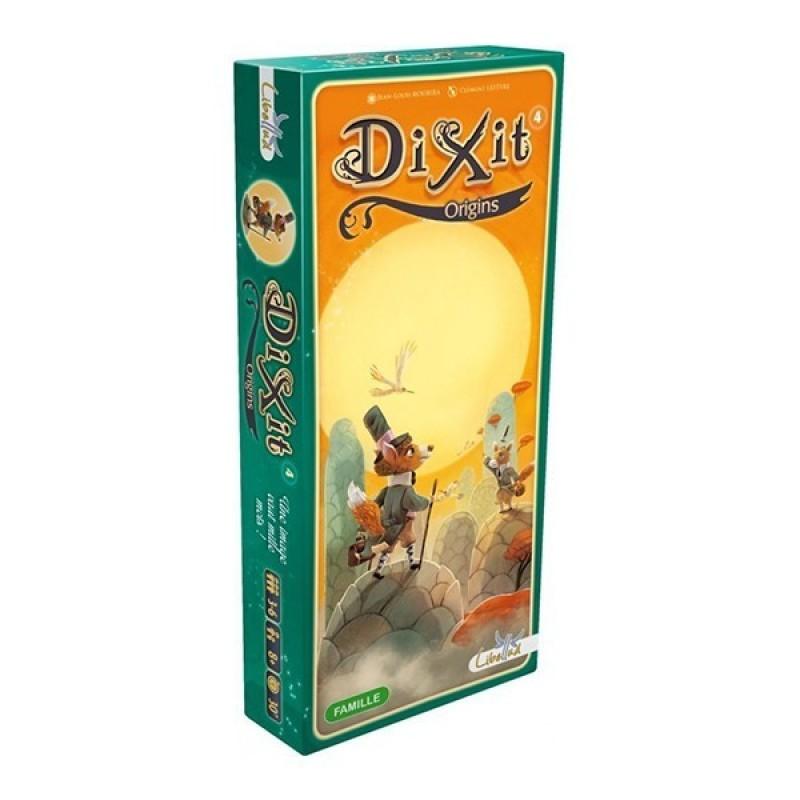 Dixit 4. Origins (укр.)