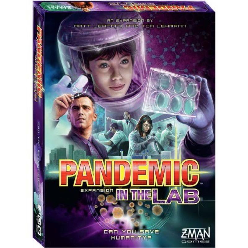 Пандемія: У лабораторії