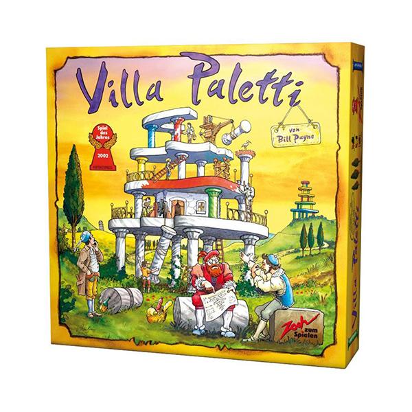 Вілла Палетті (Villa Paletti)