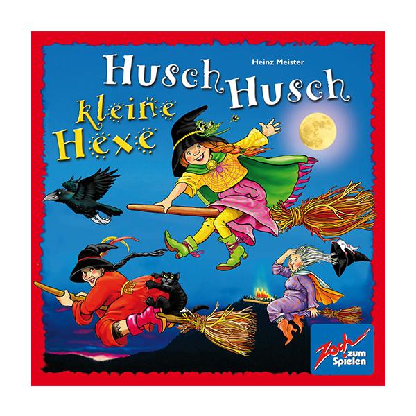 Маленькі відьмочки (Husch Husch kleine Hexe)