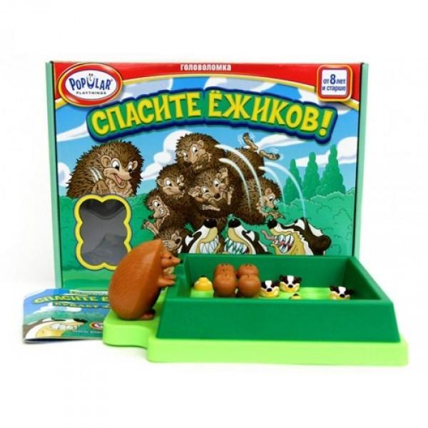 Врятуйте Їжачок! (Hedgehog Escape)