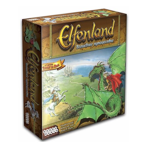 Elfenland. чарівне Подорож