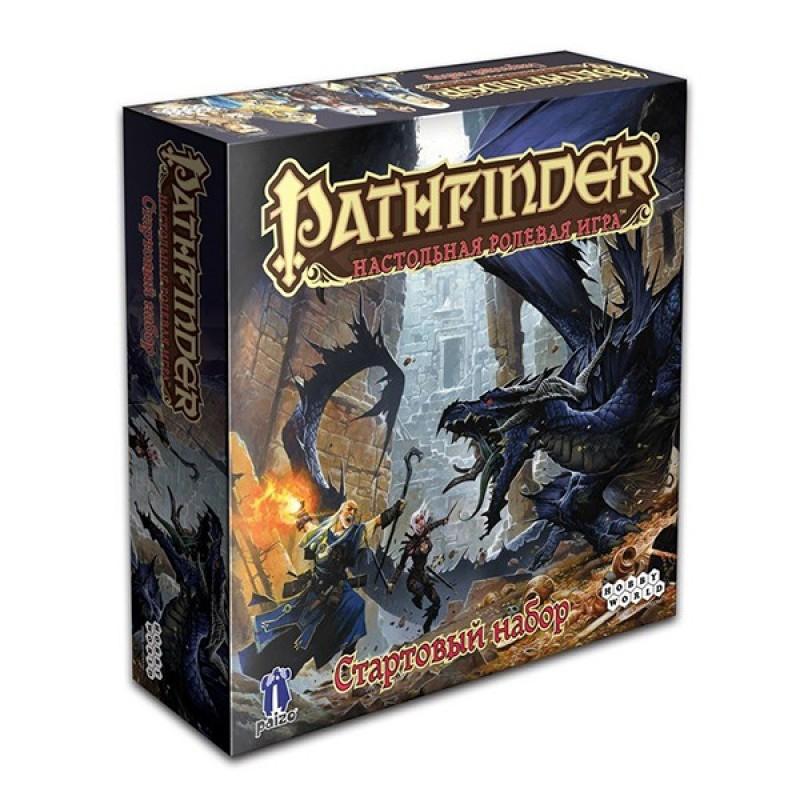 Pathfinder. Настільна рольова гра. стартовий набір