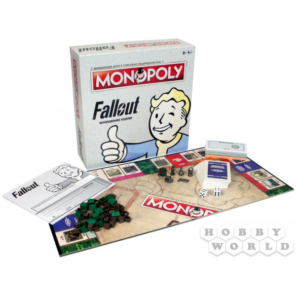 Монополія: Fallout