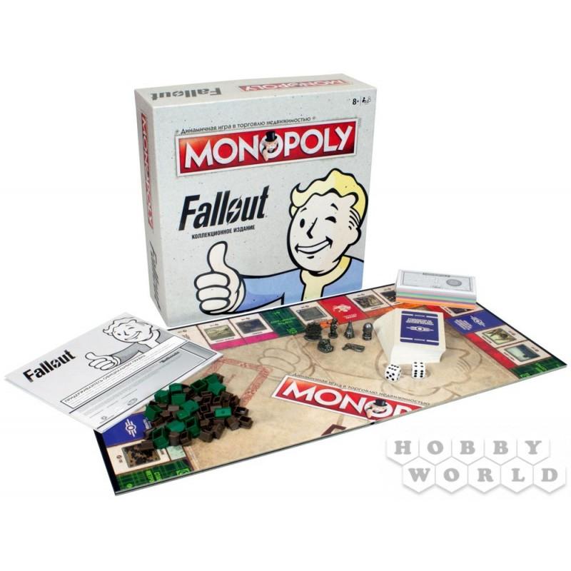 Монополия: Fallout