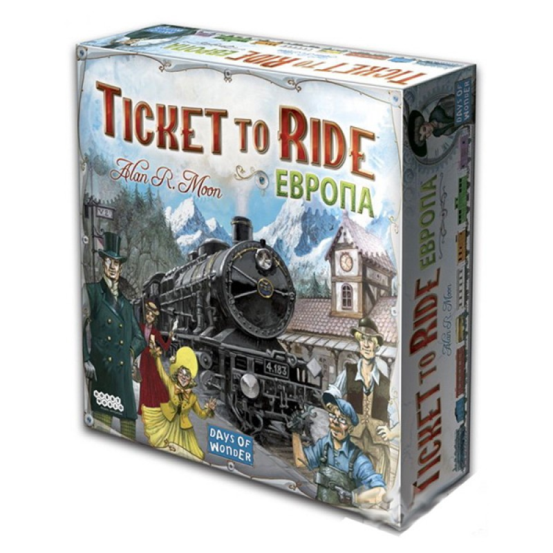 Ticket to Ride: Європа